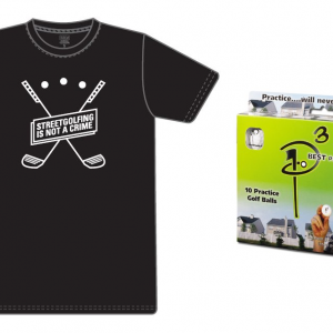 T-shirt + pack 10