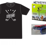 T-shirt + pack 10 + lunettes