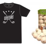 T-shirt + pack 36
