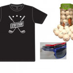 T-shirt + pack 36 + lunettes
